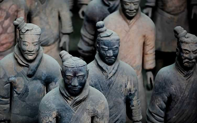 One day Xian tour to Terracotta Warriors plus two other downtown sites